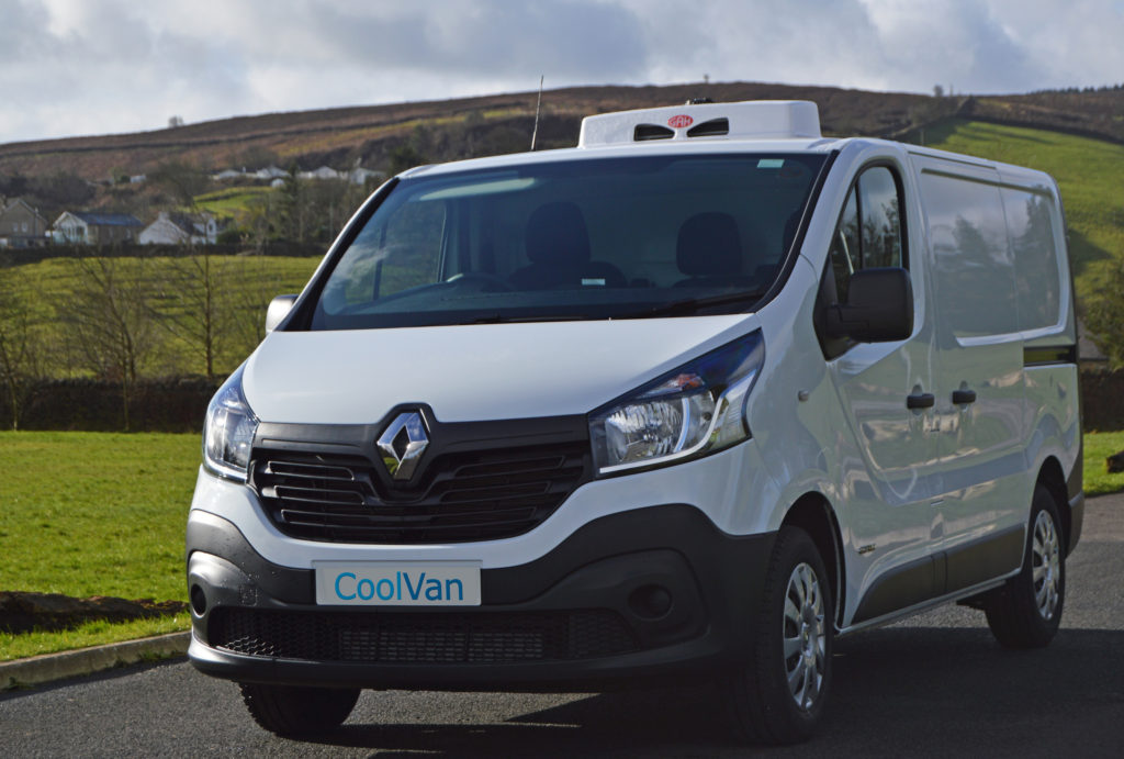 Photo of a Renault Trafic Refrigerated Van