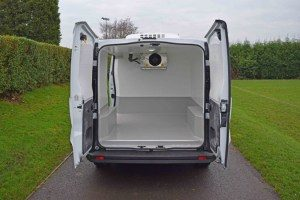 Renault Trafic Fridge van conversion