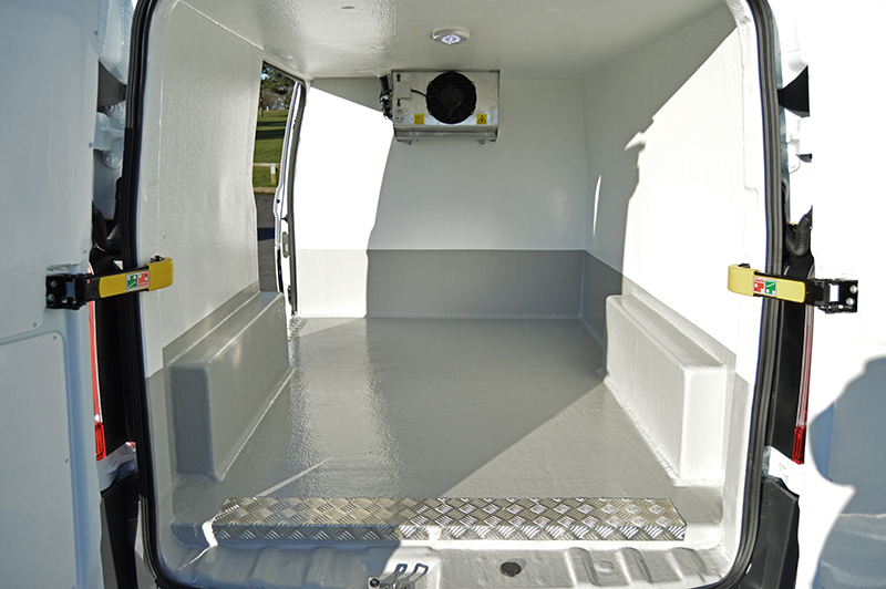 Fridge Van Conversions | Coolvan Refrigerated Vans