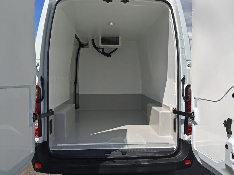 Fridge Van Conversions | Coolvan Refrigerated Vans